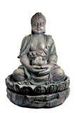 Brunnen Buddha Lizenzfreies Stockfoto