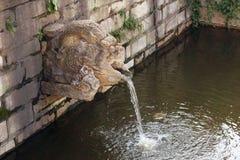 Brunnen der Großen Mauer Lizenzfreies Stockbild