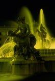 Brunnen der Naiads Stockfoto