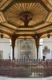 Brunnen des Gazi Husrev-bitten Moschee in Sarajevo Lizenzfreies Stockbild