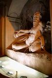 Brunnen durch Domenico Fontana bei vier Brunnen quadrieren, Rom, Ita Lizenzfreie Stockfotos