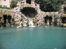 Brunnen Eagles stockfotografie