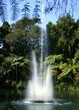 Brunnen im Park Lizenzfreies Stockfoto