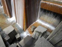 Brunnen IRA, Portland Oregon Stockfotografie