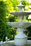 Brunnen multi-abgestuft Lizenzfreie Stockbilder