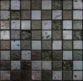 Brunnen organisierter Raum Stockfotos