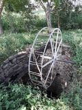 Brunnen rullar Royaltyfria Bilder