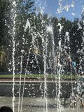 Brunnen stockfoto