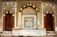 Brunnen von Ahmed III stockbilder