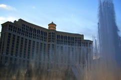 Brunnen von Bellagio-Explosion Stockfoto