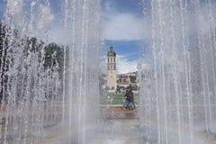 Brunnen von Lyon stockfotografie