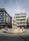Brunnen von Posiedon, Kusadasi, die Türkei Lizenzfreie Stockfotos