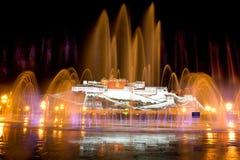 Brunnen von Potala-Palast Stockfotografie