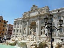 Brunnen von Trevi, Rom, Italien Lizenzfreies Stockfoto