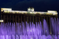 Brunnenfestival Lizenzfreie Stockfotos