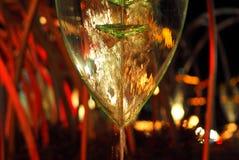 Brunnenlichter Stockfotografie