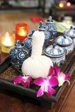 brunnsort för oljor för flaskblommor växt- Royaltyfri Foto