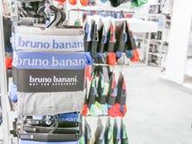 Bruno Banani underkläder Arkivfoton