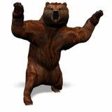 Bruno the bear #3 Royalty Free Stock Photos