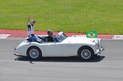 Bruno-Kassie in 2012 F1 kanadisches großartiges Prix lizenzfreie stockbilder
