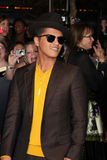Bruno Mars Royalty Free Stock Images