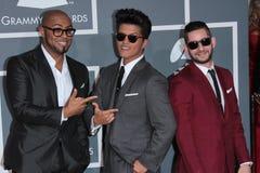 Bruno Mars Stock Image