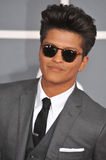 Bruno Mars. At the 54th Annual Grammy Awards at the Staples Centre, Los Angeles. February 12, 2012  Los Angeles, CA Picture: Paul Smith / Featureflash Royalty Free Stock Photography