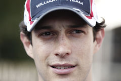 Bruno Senna Stock Photography