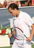 Bruno Soares: Professionele tennisspeler Royalty-vrije Stock Afbeeldingen