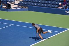 Bruno Soares. Tennis players Bruno Soares at the 2017 US Open tennis grand slam Stock Photo