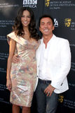 Bruno Tonioli, Terri Seymour Royalty Free Stock Photos