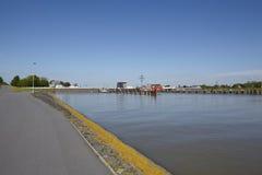 Brunsbuettel - Lockage To Kiel Canal (Nord-Ostsee-Canal)