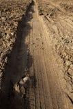 Brunst från ett hjul Royaltyfri Foto