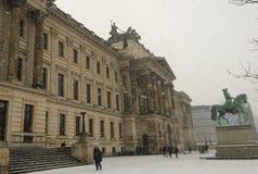 Brunswick το χειμώνα Στοκ εικόνες με δικαίωμα ελεύθερης χρήσης