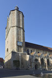 Brunswick Cathedral in Braunschweig Royalty Free Stock Photos
