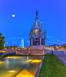 Brunswick monument and fountain, Geneva Stock Photo