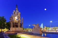 Brunswick monument, Geneva, Switzerland, HDR Stock Photos