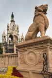 Brunswick Monument, mausoleum in Geneva, Switzerland Royalty Free Stock Photos