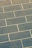 Brunt abstrakt begrepp för closeup för tegelstenvägg royaltyfria foton
