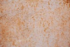 Brunt Grungebetongväggtextur Bruk för mång- avsikt Arkivbild