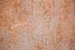 Brunt Grungebetongväggtextur Bruk för mång- avsikt Fotografering för Bildbyråer