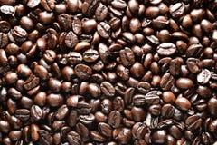 brunt kaffe för bakgrund Royaltyfri Foto