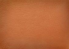 brunt läder Arkivbilder