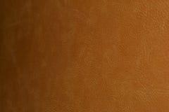 Brunt läder, brun hud Arkivfoto