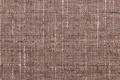 brunt linne för bakgrund Royaltyfria Bilder