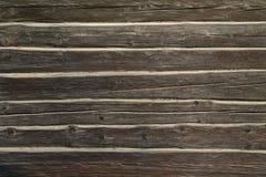 brunt naturligt texturträ Royaltyfria Bilder