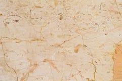 Brunt och guld- marmortextur Arkivfoton
