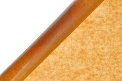 brunt packepapper Fotografering för Bildbyråer
