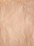 brunt papper för påse Arkivfoton
