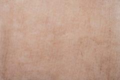 Brunt tonat texturerat papper Arkivfoto